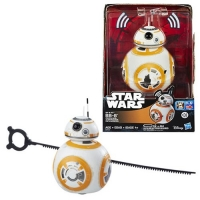 Star Wars The Force Awakens Rip N Go BB-8 Beeping and Moving Droid Figure
