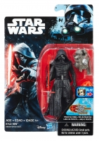 Kylo Ren (Episode VII) Star Wars Universe Actionfigur 10 cm 2016