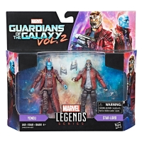 Marvel Legends 3 3/4-Inch Starlord & Yondu Actionfiguren Pack