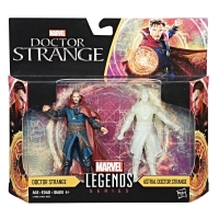 Marvel Legends 3 3/4-Inch Doctor Strange & Astral Doctor Strange Actionfiguren Pack