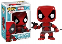 Deadpool Marvel Comics POP! Vinyl Wackelkopf 10 cm
