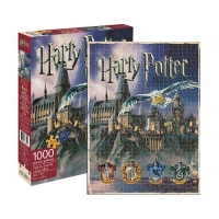 Harry Potter Hogwarts 1000-Piece Puzzle